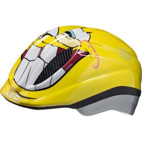KED Meggy II Originals - Casque de vélo Enfant - jaune